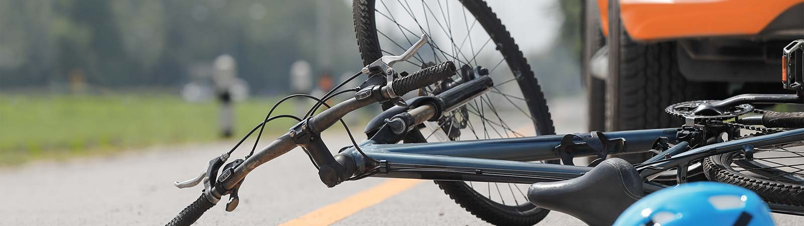 Bike and Pedestrian Accidents
