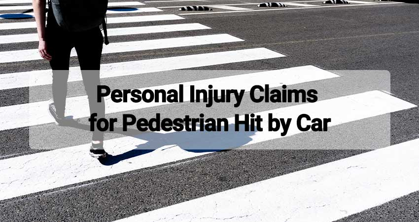 Pedestrian Hit by Car