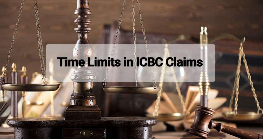 Time Limits in ICBC Claims
